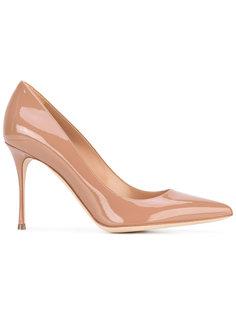 классические туфли-лодочки Sergio Rossi