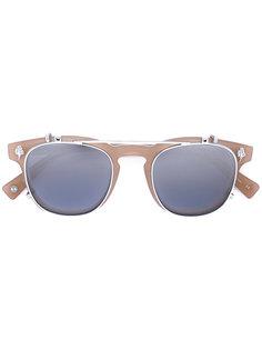 солнцезащитные очки Alpha Garrett Leight