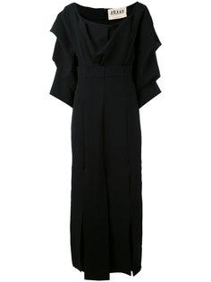 платье с драпировкой A.W.A.K.E. Awake