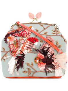 декорированная сумка Jamin Puech