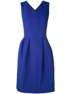 платье с перекрестными лямками на спине Ps By Paul Smith