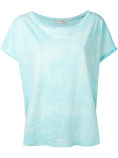 футболка с потертой отделкой Faith Connexion