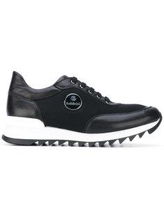кроссовки на шнуровке Baldinini