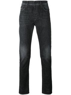 джинсы прямого кроя Hudson