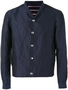 укороченная легкая куртка Giorgio Armani