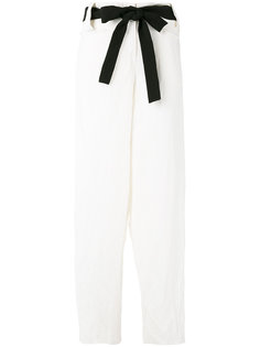широкие брюки Alessandra Marchi