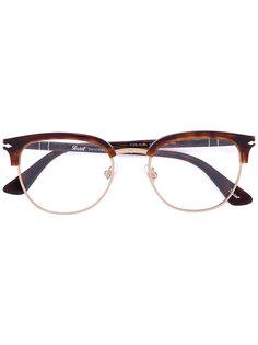 очки в круглой оправе Persol