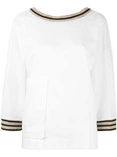 embroidered blouse  Ballantyne