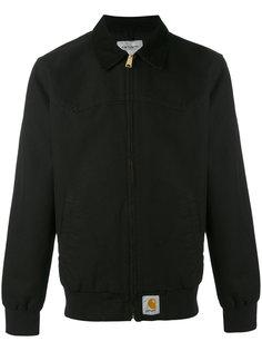 куртка на молнии с классическим воротником Carhartt