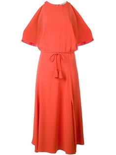 платье с вырезами на плечах Vanessa Bruno