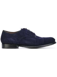 классические ботинки Дерби Silvano Sassetti