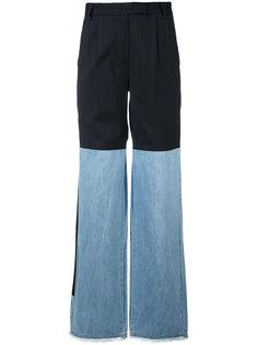 широкие джинсы Each X Other