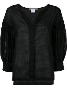 placket blouse Cityshop
