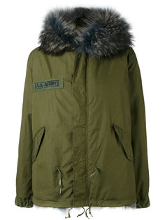 short parka coat As65
