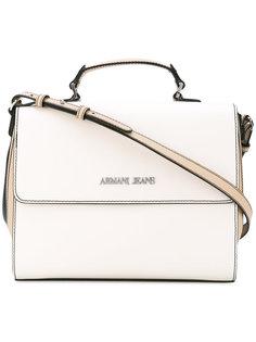 сумка на плечо с откидным клапаном Armani Jeans