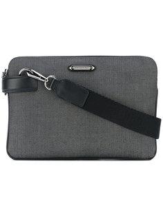 портфель со съемной лямкой Ermenegildo Zegna