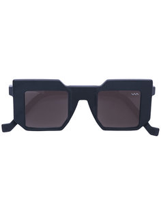 square oversized sunglasses Vava