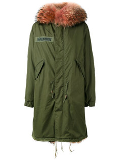 fur-lined parka As65