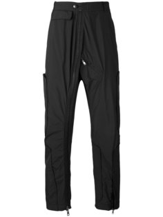 брюки с молниями Tom Rebl