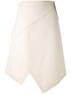 asymmetric skirt  Nehera