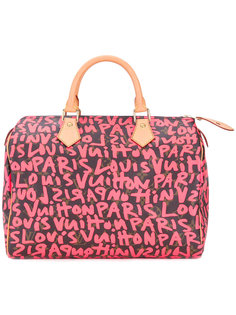 graffiti Speedy bag Louis Vuitton Vintage