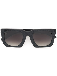 angular sunglasses Kuboraum