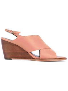 Glenn wedge sandals Robert Clergerie