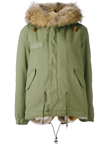 army mini parka  Mr & Mrs Italy