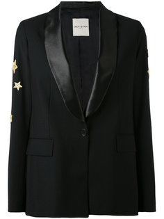 star embroidered blazer Each X Other