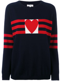 love heart sweater Chinti And Parker