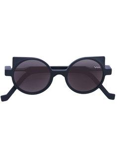round sunglasses Vava