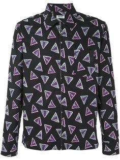 рубашка Bermuda Triangles  Kenzo