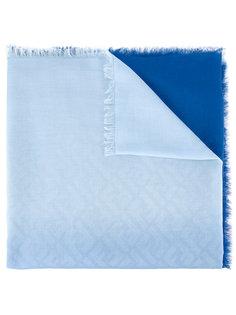 тональный шарф Fendi