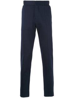 брюки с присборенными щиколотками Berluti