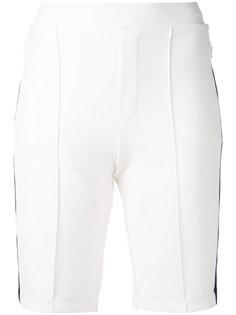 шорты с лампасами Moncler