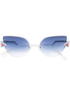 солнцезащитные очки Rainbow Fendi