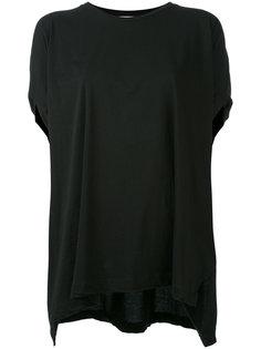футболка мешковатого кроя Jucca