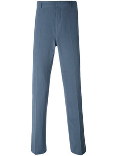 классические брюки-чинос Jil Sander