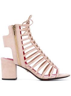 gladiator ankle boots Cesare Paciotti
