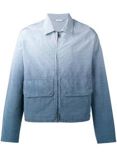 куртка с градиентным узором Jil Sander