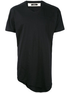 double layer T-shirt  A New Cross