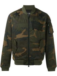 camouflage jacket Hydrogen