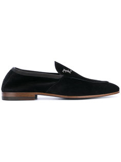 logo plaque loafers Billionaire