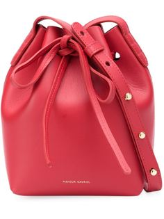мини сумка-мешок на плечо Mansur Gavriel