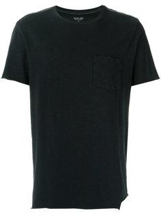 panelled t-shirt Osklen