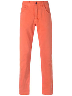 straight twill trousers Osklen