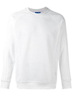 LA Pack mesh crew neck sweatshirt Adidas Originals
