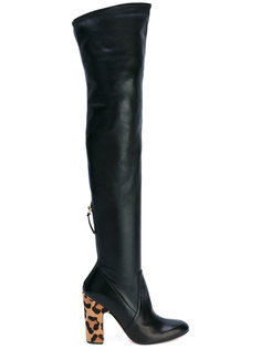 thigh length boots  Francesco Russo