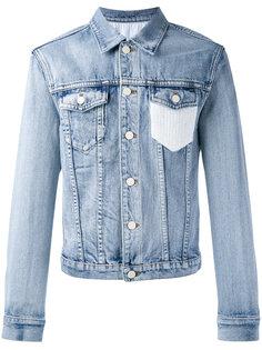 джинсовая куртка с нагрудными карманами 3.1 Phillip Lim