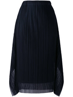 pleated skirt  Pleats Please By Issey Miyake